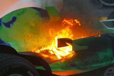 Kein anderer Hersteller hat in der Formel 1 so viel Geld verbrannt wie Honda