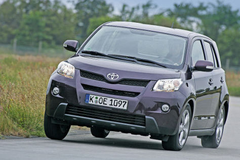 Toyota Urban Cruiser 1.4 D-4D 4x4