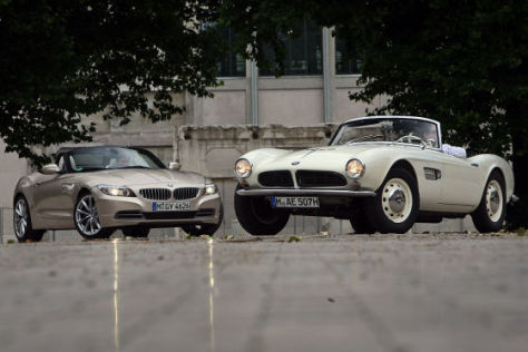 BMW Z4 sDrive 35i BMW 507