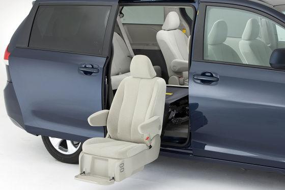Toyota Sienna AAS