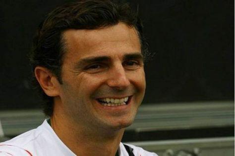 Pedro de la Rosa war insgesamt sieben Jahre Testpilot bei McLaren-Mercedes