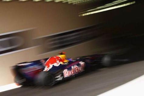 Titeljagd 2010: Red Bull will den guten Speed vom Vorjahr bestätigen
