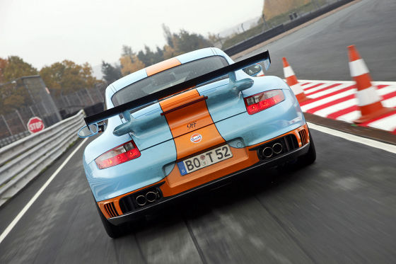 9ff Porsche BT-2 800