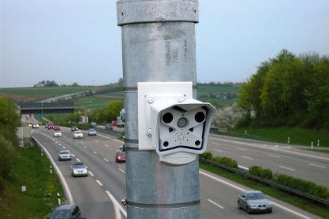 Stauinfos per Webcam