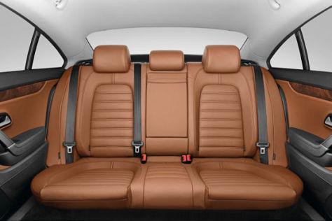 VW Passat CC als Fünfsitzer