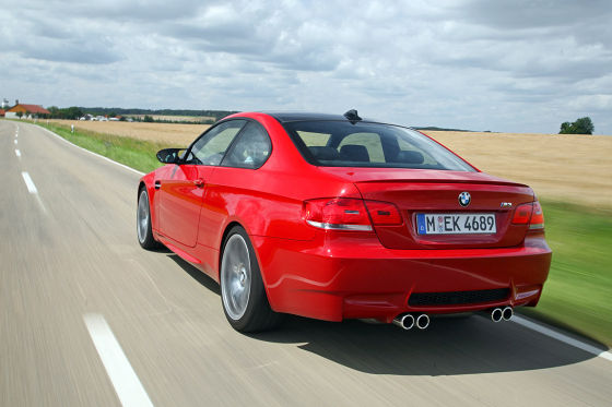 BMW M3 Coupé E92