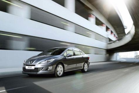Peugeot 408 für China
