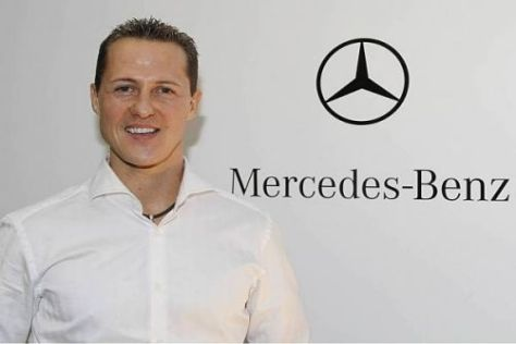 Michael Schumacher wird es bei seinem Comeback sicher nicht einfach haben