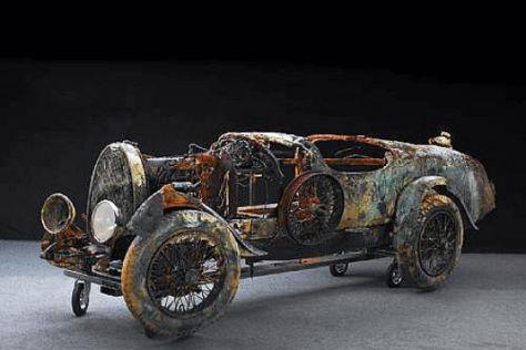 Bugatti Brescia Typ 22