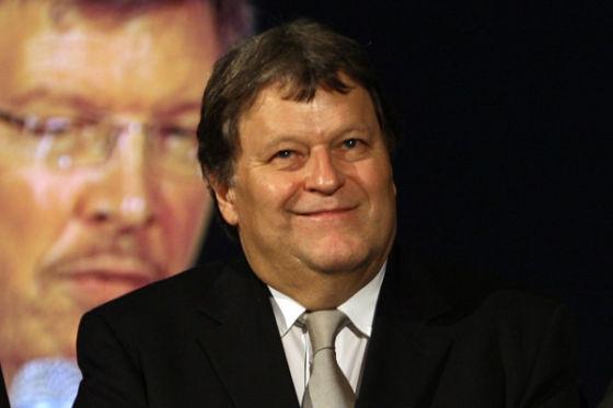 Mercedes-Motorsportchef Norbert Haug