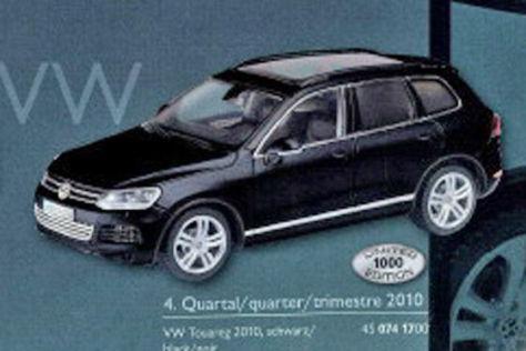 VW Touareg II (2011)