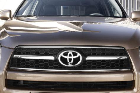 Toyota sucht Gaspedal-Fehler
