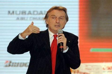 Luca di Montezemolo eröffnet die Verhandlungen über die Zeit nach 2012