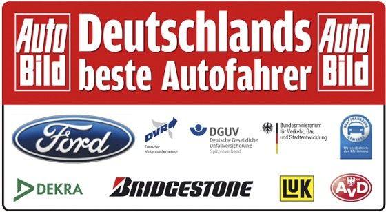 Deutschlands bester Autofahrer-Logo