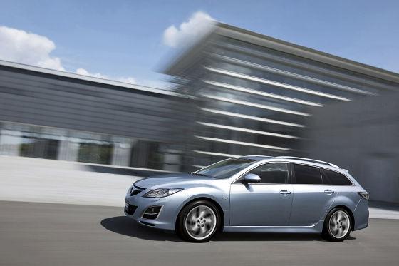 Mazda6 Facelift (2010)