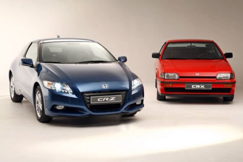 Honda CR-Z Hybrid Sportcoupé