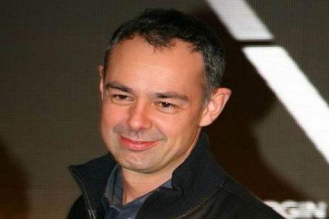 Nick Wirths revolutionäre Technologie hält 2010 Einzug in die Formel 1