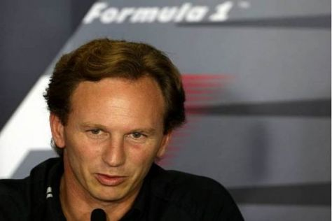 Christian Horner und das Red-Bull-Team stoßen nächste Woche zum Testfeld hinzu