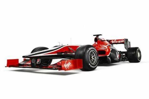 Gegen den aktuellen Trend: Der Virgin VR-01 kommt mit tiefer Nase daher