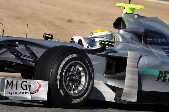 Mercedes-GP