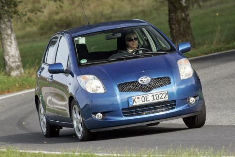 Toyota-Rückruf in Europa