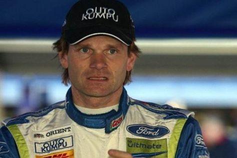 Marcus Grönholm fiebert seinem WRC-Comeback im Focus schon entgegen