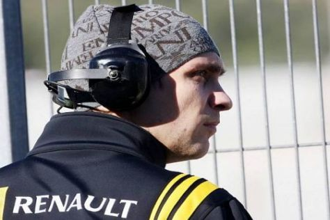 Endet Vitaly Petrovs Formel-1-Traum noch vor dem ersten Rennen in Bahrain?