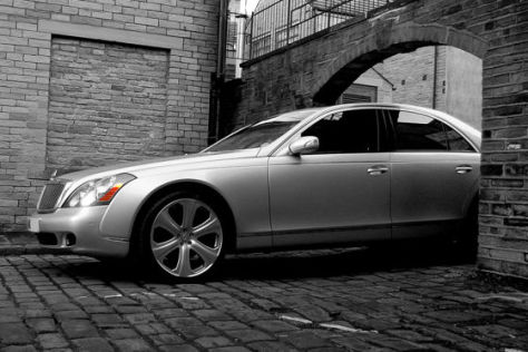 Project Kahn Maybach