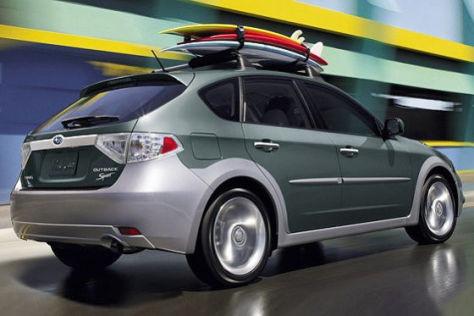 Subaru Impreza XV Outback