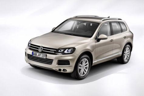 VW Touareg II Hybrid