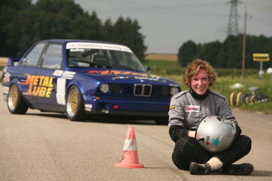 Slalom BMW