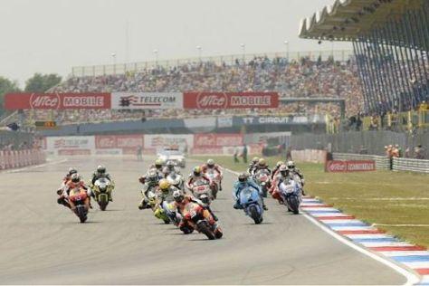 Das Feld der MotoGP könnte mit FB Corse wieder ein bisschen größer werden
