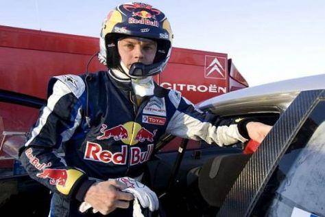 Fühlt sich in seinem neuen Umfeld anscheinend pudelwohl: Kimi Räikkönen