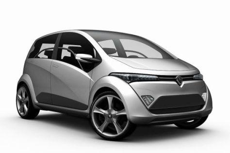 Giugiaro Proton Concept-Car