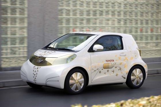 Studie Toyota FT-EV