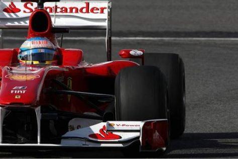 Fernando Alonso möchte sich in diesem Jahr mit Michael Schumacher messen
