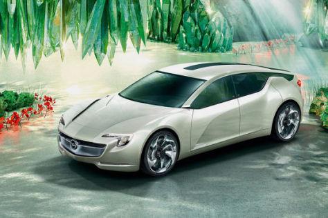 Opel-Studie Flextreme
