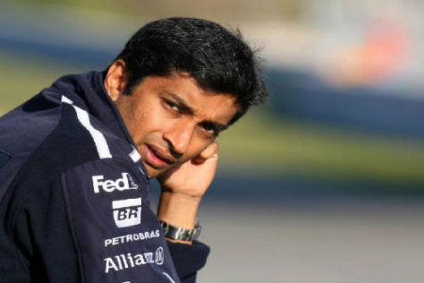 Narain Karthikeyan könnte Geld und Formel-1-Erfahrung mitbringen