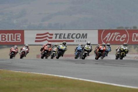Das Starterfeld der MotoGP soll ab 2012 wieder größer werden