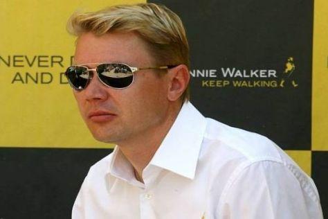 Trotz Schumacher und Villeneuve: Mika Häkkinen plant kein Comeback