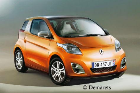 Kleinstwagen von Renault