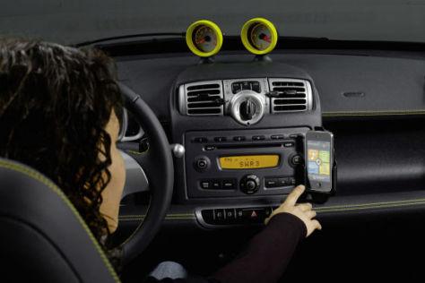 Smart Drive App für das iPhone