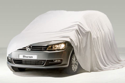 VW Sharan (2010)