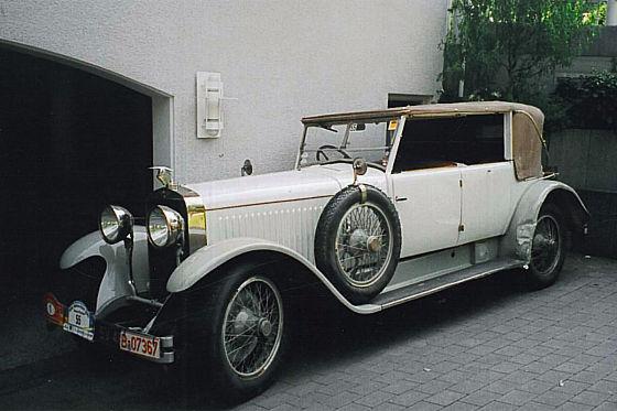Hispano Suiza H6 von Heidi Hetzer