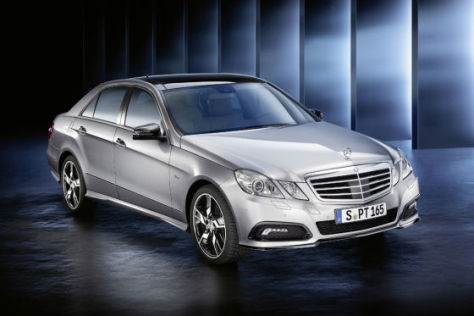 Mercedes E-Klasse MercedesSport