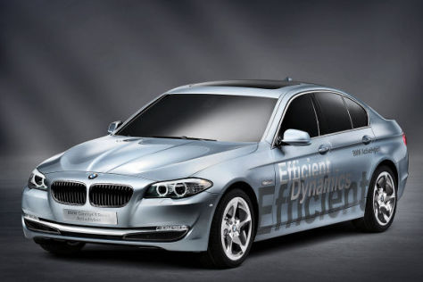 BMW 5er ActiveHybrid