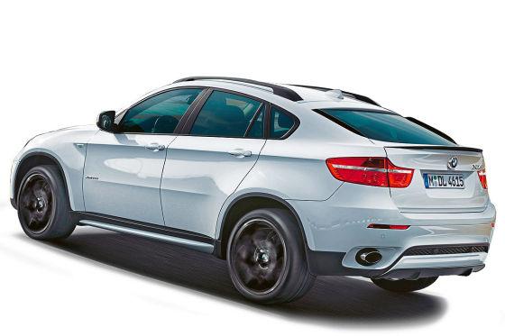 BMW X6 Percormance