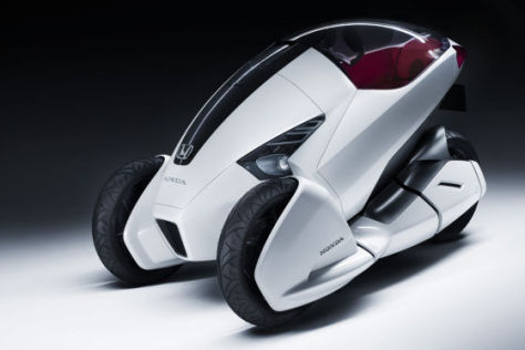Studie Honda 3R-C