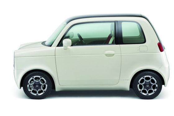 Studie Honda EV-N