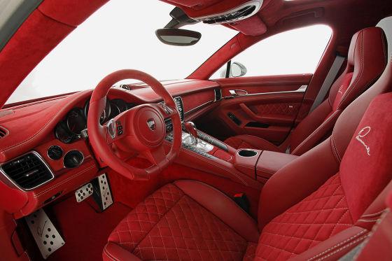 LUMMA CLR 700 GT  (Porsche Panamera)